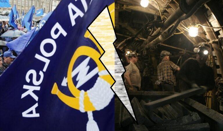 Poczta Polska Górnicy